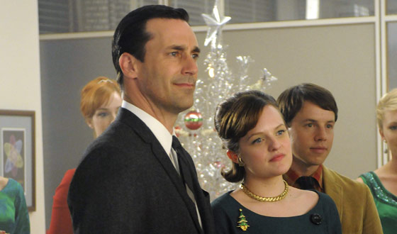 <em>Mad Men</em> Wins Creative Emmy for Outstanding Hairstyling