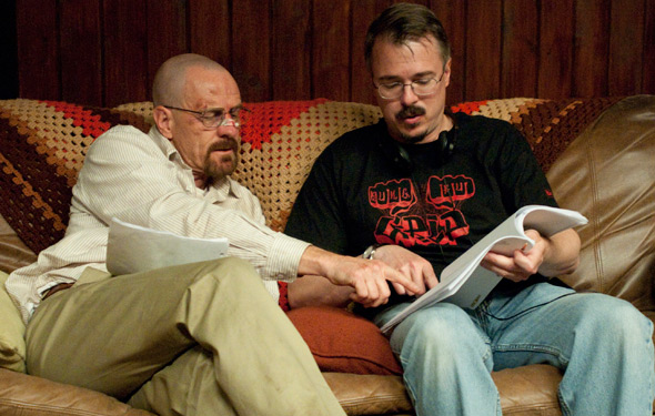 <em>Breaking Bad</em> Series Creator Vince Gilligan Answers Viewer Questions, Part III