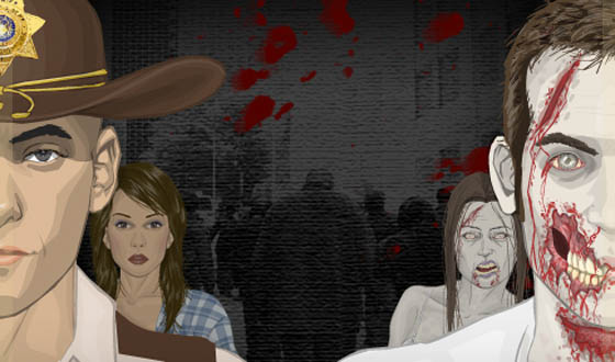 Survivor? Zombie? With <em>The Walking Dead</em> Avatar Generator You Can Be Either or Both