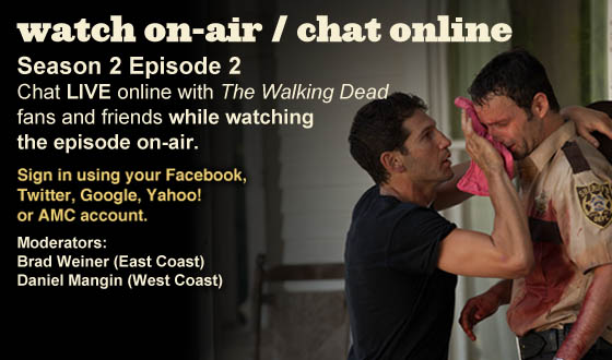 Chat Online While Watching Episode 2 On-Air This Sunday Night