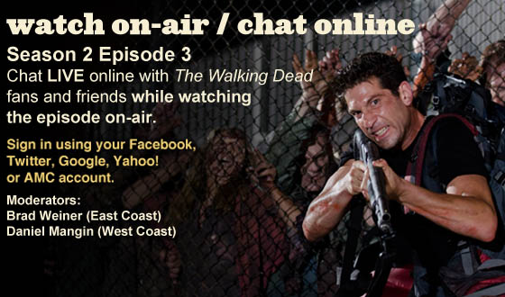 Chat Online While Watching Episode 3 On-Air This Sunday Night