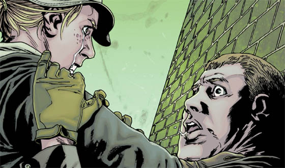 Sneak Peek – <em>The Walking Dead</em> Issue 89
