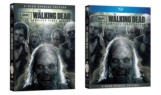 <em>The Walking Dead</em> Season 1 Special Edition Available Now on DVD and Blu-Ray