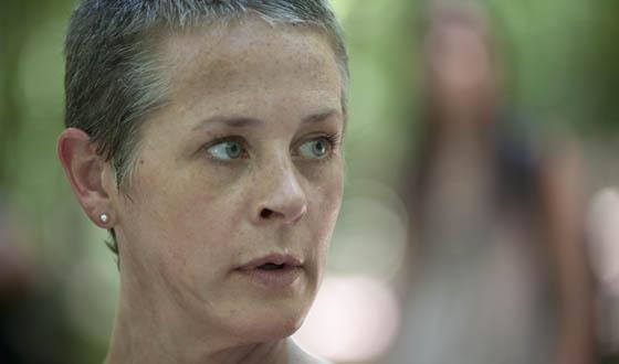 Q&A – Melissa McBride (Carol)
