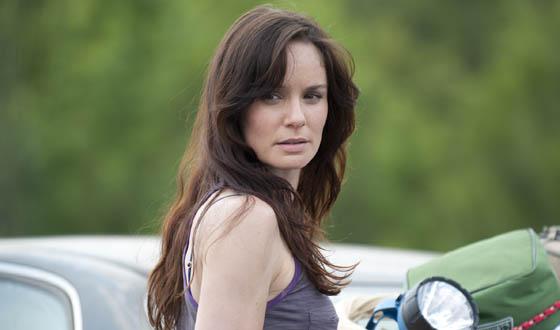 Q&A – Sarah Wayne Callies (Lori Grimes)