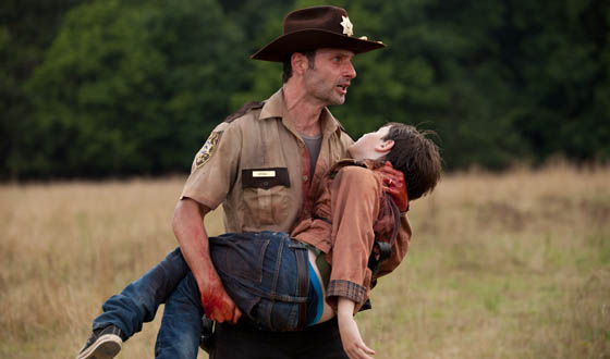 <em>The Walking Dead</em> Season 2 Episode 2, &#8220;Bloodletting&#8221; &#8211; Online Extras