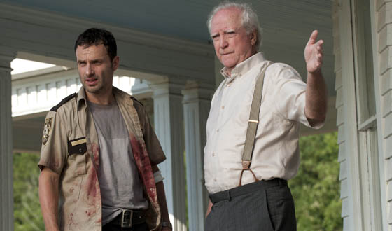 Story Notes for <em>The Walking Dead</em> Season 2 Episode 2, &#8220;Bloodletting&#8221;
