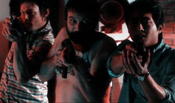 Video &#8211; <em>The Walking Dead</em> Takes Over <em>The Soup</em> on E! Network Tonight