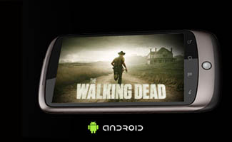 Now Available on Your Android &#8211; <em>The Walking Dead</em> Season 2 Premiere