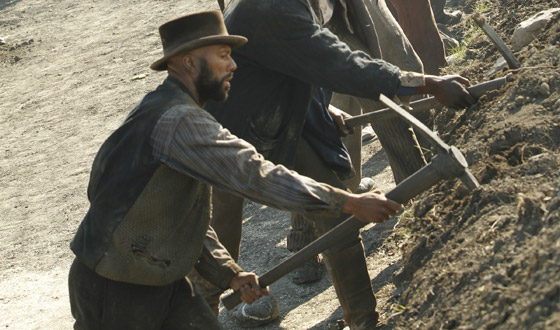 <em>USA Today</em> Bets on Success of <em>Hell on Wheels</em> While the New York <em>Times</em> Talks to Common