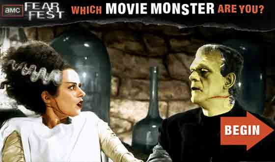 Which Movie Monster Are You? The Results Are In!