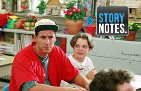 Story Notes for <em>Billy Madison</em>