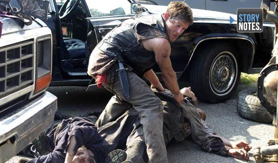 Story Notes for <em>The Walking Dead</em> Season 2 Premiere, &#8220;What Lies Ahead&#8221;