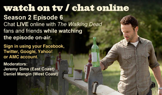 Chat Online While Watching Episode 6 On TV This Sunday Night