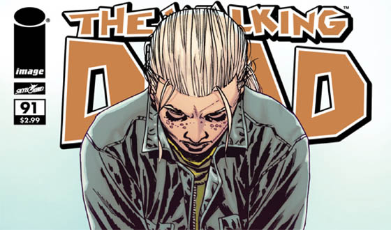 Sneak Peek &#8211; <em>The Walking Dead</em> Issue 91