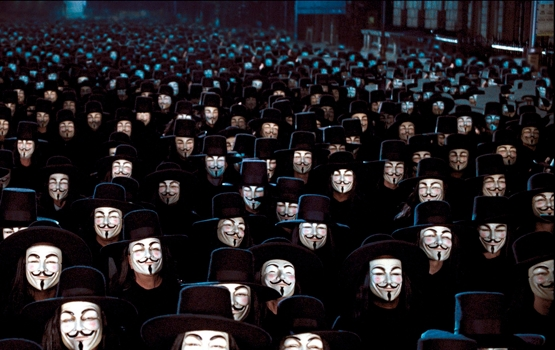 "How ""V for Vendetta"" Inspired the ""Occupy"" Movement"