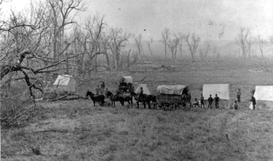 Real History of <em>Hell on Wheels</em> &#8211; A Mobile City