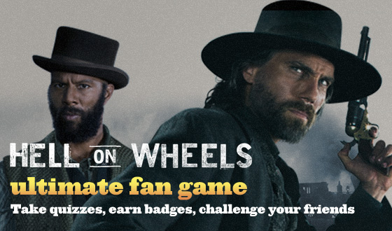 The New <em>Hell on Wheels</em> Ultimate Fan Game Is Just Another Fun Way to Get Ready for Sunday