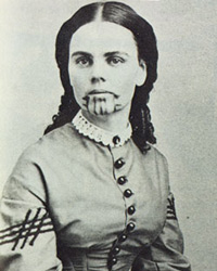 Hell on Wheels Handbook – Olive Oatman, a Historical Counterpart to Eva
