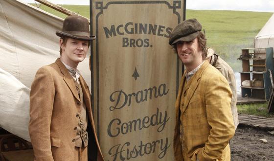 Q&A – Ben Esler (Sean McGinnes) and Phil Burke (Mickey McGinnes)