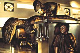 <em>Jurassic Park</em> Trivia Game