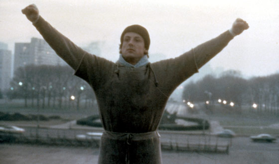 Top Ten Reasons We Can't Get Enough Sylvester Stallone