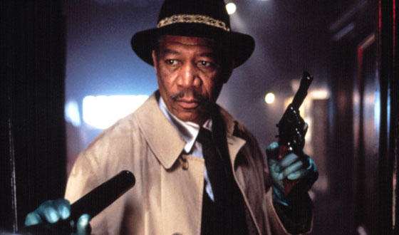 Flashback Five – Your Favorite Morgan Freeman Movies