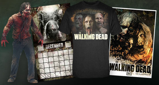 <em>The Walking Dead</em> Holiday Gift Guide