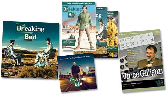 <em>Breaking Bad</em> Holiday Gift Guide