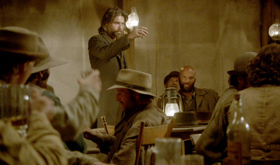 Video – <em>Hell on Wheels</em> Makes Dirt Look Good