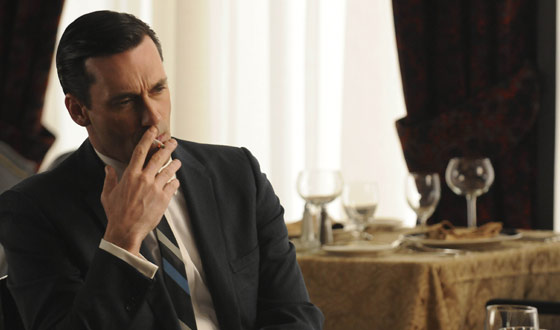 <em>Mad Men</em> Snags Fourth PGA Nomination; Hamm Featured in <em>EW</em>'s Entertainers of the Year Issue
