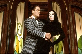 <em>The Addams Family</em> Trivia Game