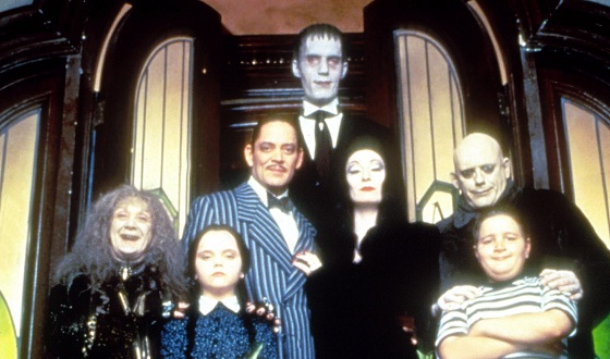 Think Your Relatives Are Crazy? Imagine Holidays With the Corleones or the Addams Family