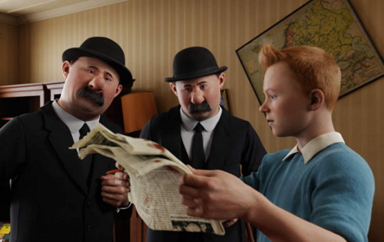 "Seeing ""The Adventures of Tintin""? Here's What You Need to Know"
