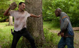 <em>The Walking Dead</em> Receives CAS Award Nomination