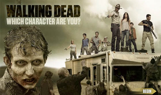 <em>The Walking Dead</em> Personality Test &#8211; The Results Are Revealed