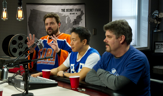 Video – Four New Trailers for AMC's <em>Comic Book Men</em> Now Online