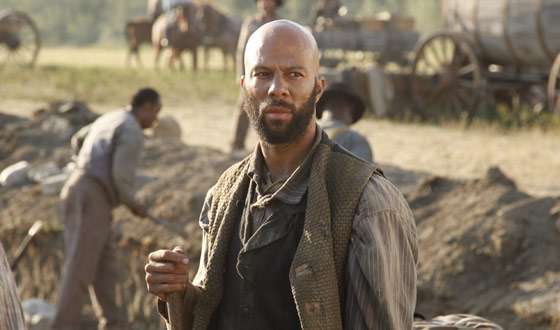 <em>Billboard</em> Highlights Common's Hard Work; <em>TV Fanatic</em> Interviews Christopher Heyerdahl