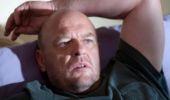 Vince Gilligan Talks To <em>TVLine</em>; <em>New York</em> Praises Dean Norris