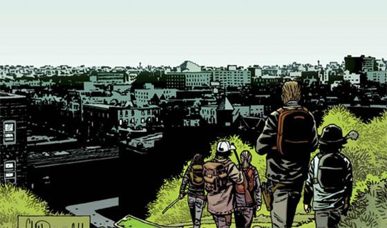Sneak Peek – <em>The Walking Dead</em> Issue 94