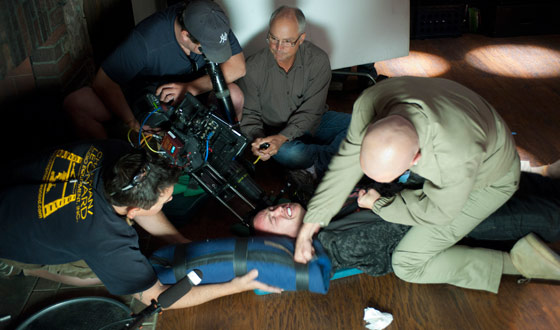Photos &#8211; Behind the Scenes of <em>Breaking Bad</em> Season 4, Part 2