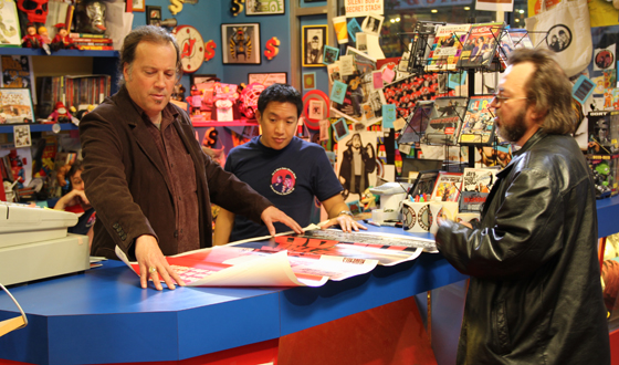 <em>Comic Book Men</em> Encores the Premiere Episode Throughout the Week