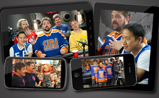Now on Android, iPhone and iPad – <em>Comic Book Men</em>'s Season Premiere