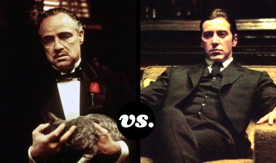 Which <em>Godfather</em> Character Kills the Competition? Let the Battle Begin