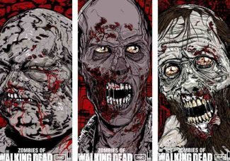 Three Season 2 Walkers Are Now For Sale (in Limited Edition Prints, That Is)
