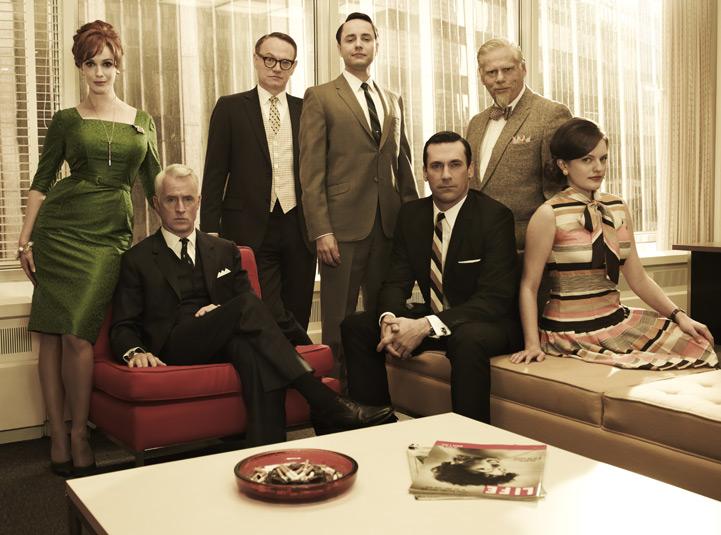 "Mad men recap: season 7, episode 1: ""time zones""   time."