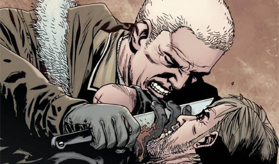 Sneak Peek &#8211; <em>The Walking Dead</em> Issue 95