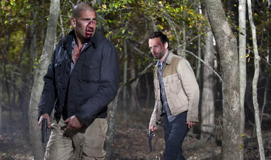 <em>The Walking Dead</em> Season 2 Episode 12, &#8220;Better Angels&#8221; &#8211; Online Extras