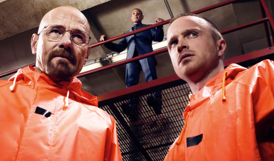 <em>Breaking Bad</em> Advances in <em>New York</em>&#8216;s Greatest TV Drama Contest
