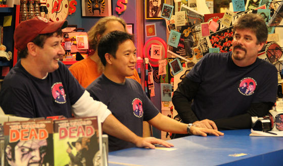 <em>Comic Book Men</em> Season Finale Airs Sun., Mar. 18 at 10:30/9:30c